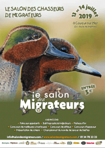 , Salon des migrateurs