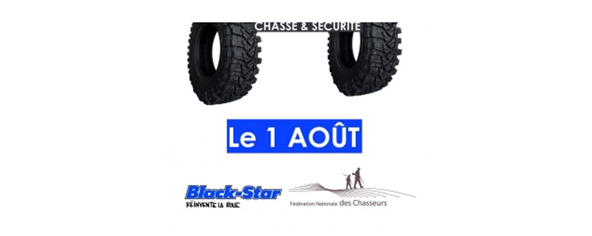 , Partenariat pneumatiques Black Star